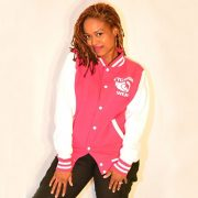 Ladies Varsity Letterman Jacket (Style No. TWLJ-06)
