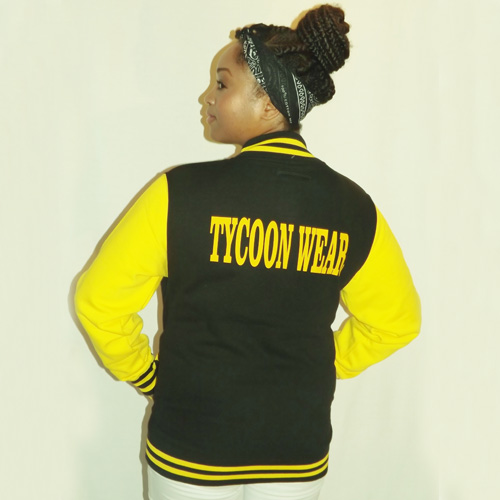 Ladies Varsity Letterman Jacket (Style No. TWLJ-05)