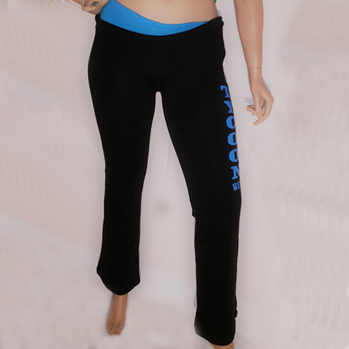 LADIES  X WAIST STRETCH PANTS